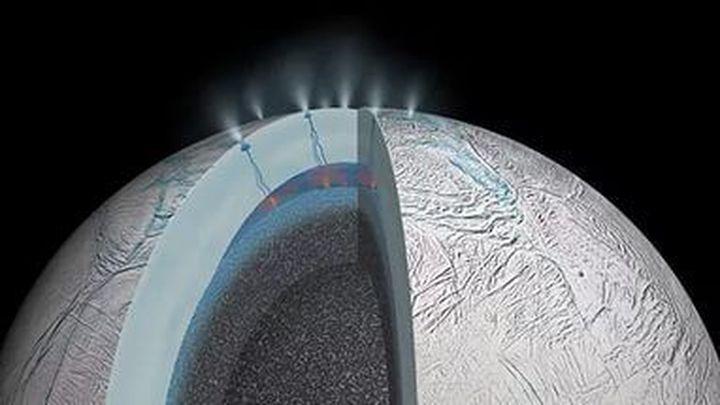 На Енцелад има органични форми на живот?