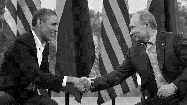 Новият световен ред на Путин