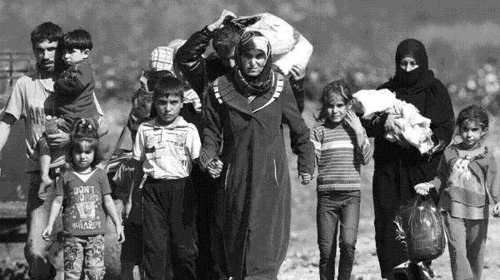 The Times: Турците стрелят по бежанците,  преминаващи  границата