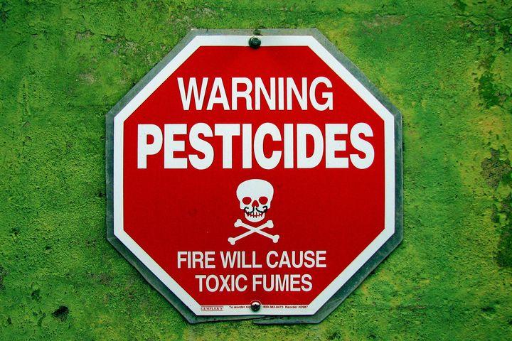 Как да се избавим от пестицидите