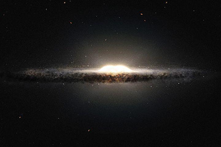 Нашият дом-  галактиката Млечен път – умира