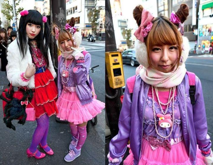 Последни тенденции в японската мода