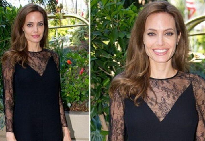 Анджелина Джоли  тежи  само 37 кг заради изневерите на Брад Пит