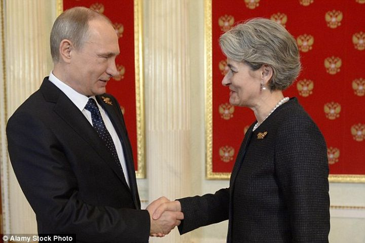 Съюзничка на Путин, замесена в  скандал в ЮНЕСКО, е основният кандидат за шеф на  ООН