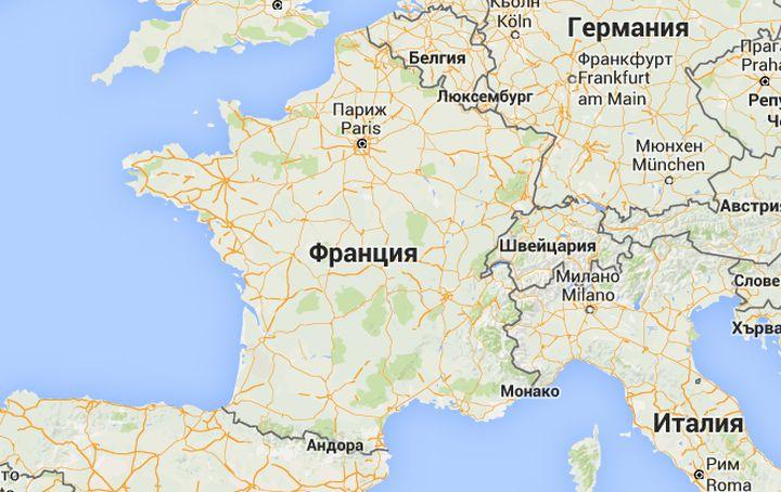 Земетресение с магнитуд 5.1 разтърси Западна Франция