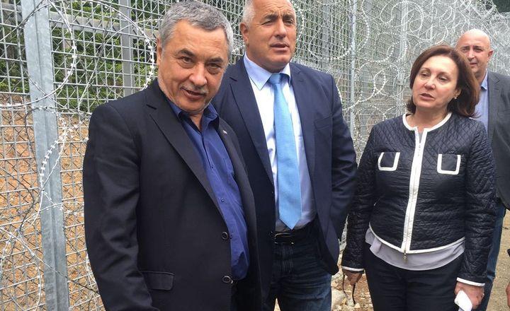Борисов: Не мога да не благодаря на Ердоган, че само с нас подписа за реадмисия