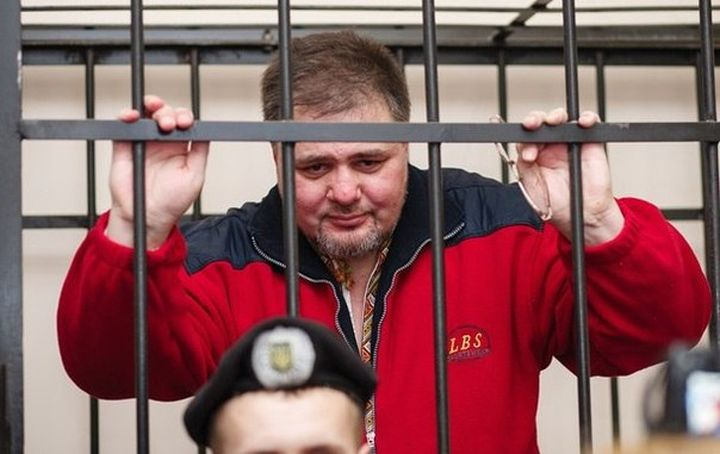 В Украйна вече има политически затворник