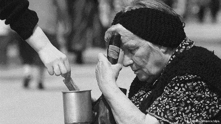 DW: България отново е шампион. По бедност.