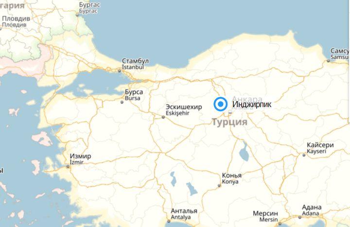 Изненадващо: Турция предложи на Русия военновъздушната си база Инджирлик