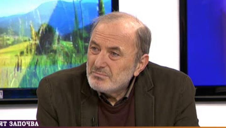 Д-р Н. Михайлов: Росен Плевнелиев е образец на президент, който никога не трябва да се повтаря