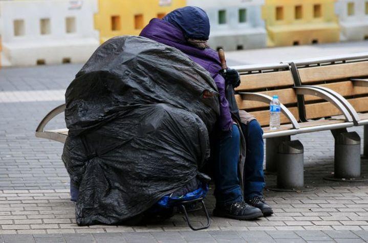 Повече от 250 000 са бездомните хора в Англия