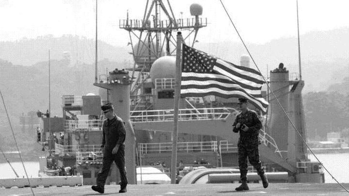 Китай отвлече  американска подводница