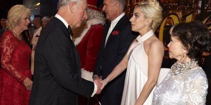 "Лейди Гага: Принц Чарлз ""не е човек"", а рептил"