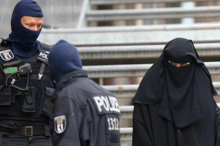 Tagesspiegel: В Германия се намират   10 хиляди  ислямисти!