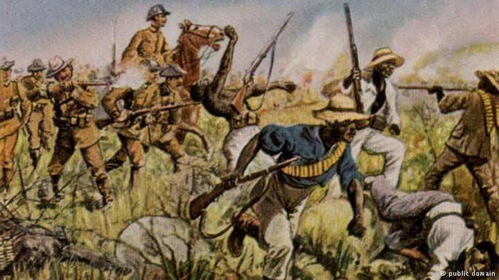 DW: Две африкански племена дадоха  Германия на съд за колониални престъпления