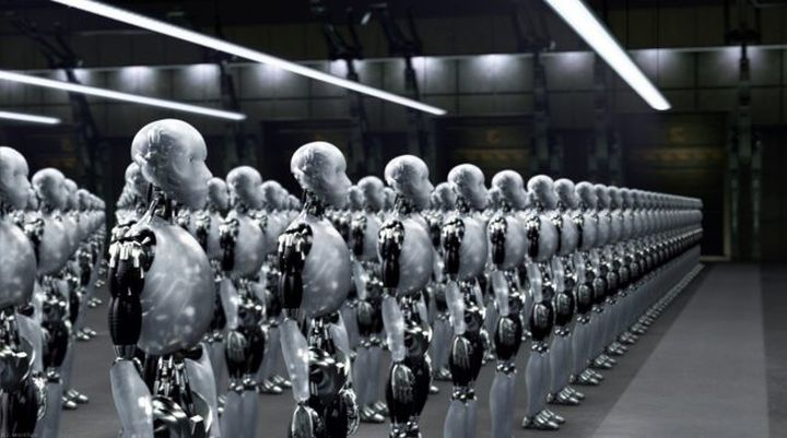 2.4 милиона японци  ще загубят работата си  заради роботите