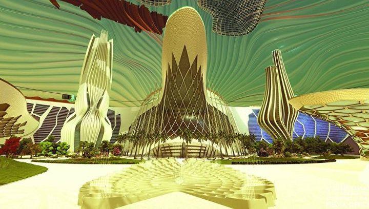 ОАЕ планира да построи  на Марс  град и да изпрати там  хора