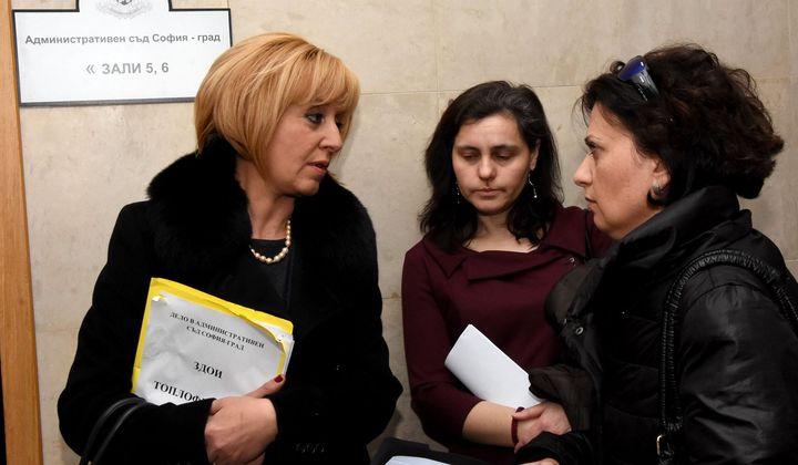 """Maя Манолова: """"Първата победа срещу """"Топлофикация"""" вече е факт"""""""