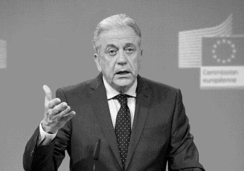 Conclusions of the weekly College meeting presented by Dimitris Avramopoulos