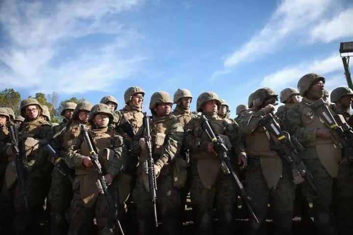 Американски морски пехотинци са били прехвърлени в Сирия