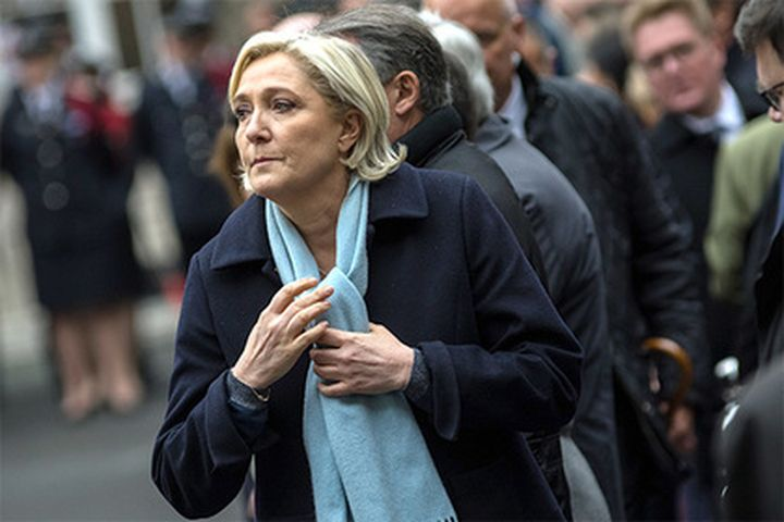 Марин Льо Пен изненадващо смени лозунга си в навечерието на втория тур на изборите