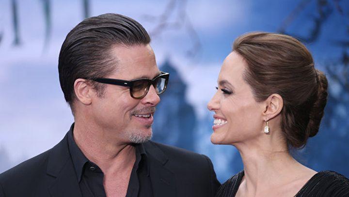 Анджелина Джоли и Брад Пит се срещат тайно от децата си