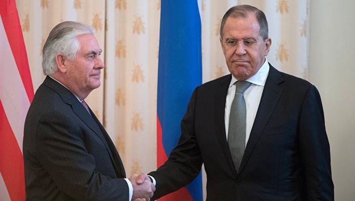 Тилерсън: Рестартиране на отношенията с Русия е невъзможно