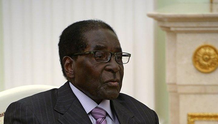 Президентът на Зимбабве Мугабе  продаде добитъка си и дари всички пари на  Африканския съюз