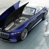 Mercedes показа 6-метров суперлуксозен кабриолет (видео)