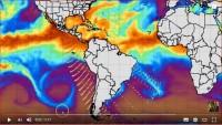 Тайнствени вълни от Антарктида обхващат Южна Америка (видео)