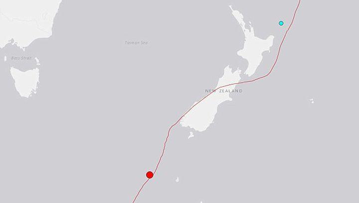 Две земетресения едновременно: В Мексико и Нова Зеландия! Светът е в паника!