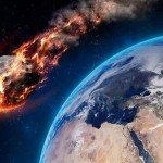 На 12 октомври огромен астероид може да се вреже в  Земята (видео)