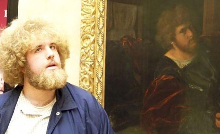 Матрицата: Да срещнеш двойника си на картина (галерия)