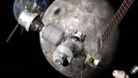 Русия и САЩ се договориха да изградят съвместно станция около Луната