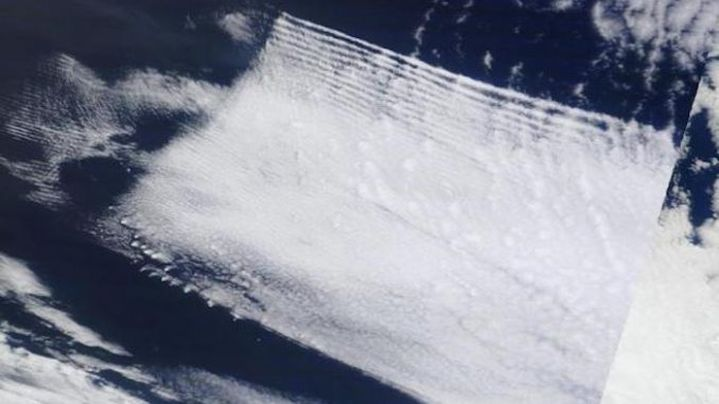 Сателитни  снимки на НАСА потвърждават, че суперураганите вероятно са създадени от човека (видео)