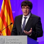Смачкаха и Пучдемон: Ръководителят на Каталония призова парламента да спре обявяването на независимост