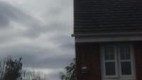"""Гигантско """"Око на Бога"""" се появи в небето над Йоркшир"""