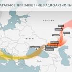 Пътят  на изотопа на Рутений по Европа и как в Русия отново покриха всичко!