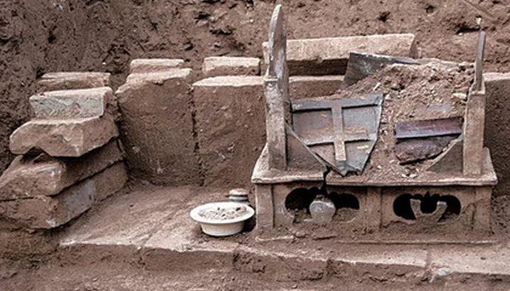 В Китай са намерени останките на Буда