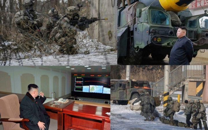 Fox News: Американски командоси се готвят да завземат севернокорейските ядрени съоръжения.