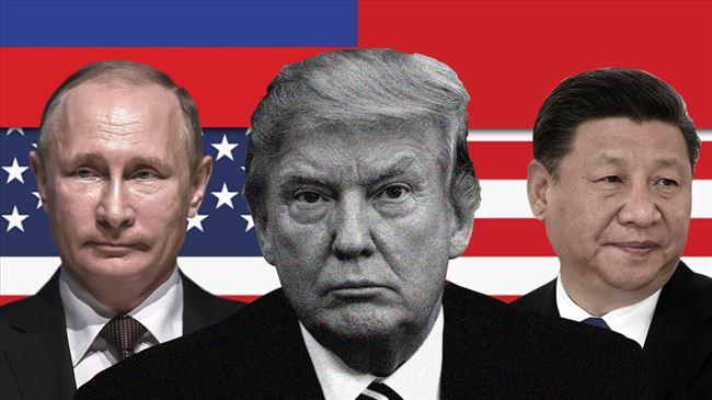 Тръмп ще обяви Русия и Китай за съперници на Съединените щати