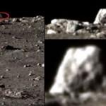 """Китайският луноход """"Чанъе-3"""" е заснел хуманоид (видео)"""