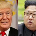 Доналд Тръмп  премери   бутонa си с този на Ким Чен ун