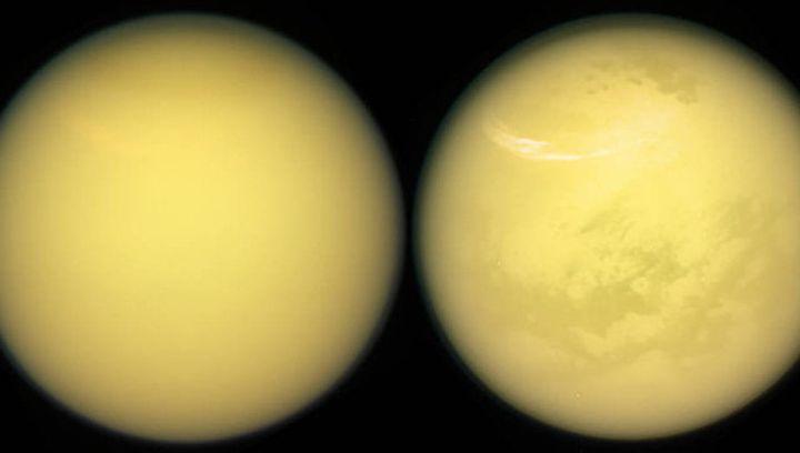 На спътника на Сатурн – Титан – са открити микороорганизми!