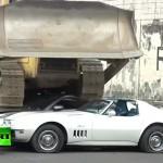 Дутерте унищожи десетки луксозни автомобили с булдозер (видео)