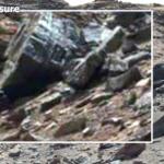 Уфолог  откри на Марс статуя на древни богове (видео)