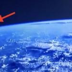 На орбита около Земята се появи флотилия от  НЛО (видео)