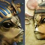 Учени: Египетските фараони са били хибриди на извънземни