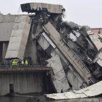 Обновено. Знаменията: Удар на мълния в Генуа срина мост - 35 са загиналите (видео)