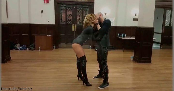 Фантастичният Танц  на тази двойка се превърна в хит веднага,  след като попадна в интернет! Невъзможно е да откъснете очите си! (видео)